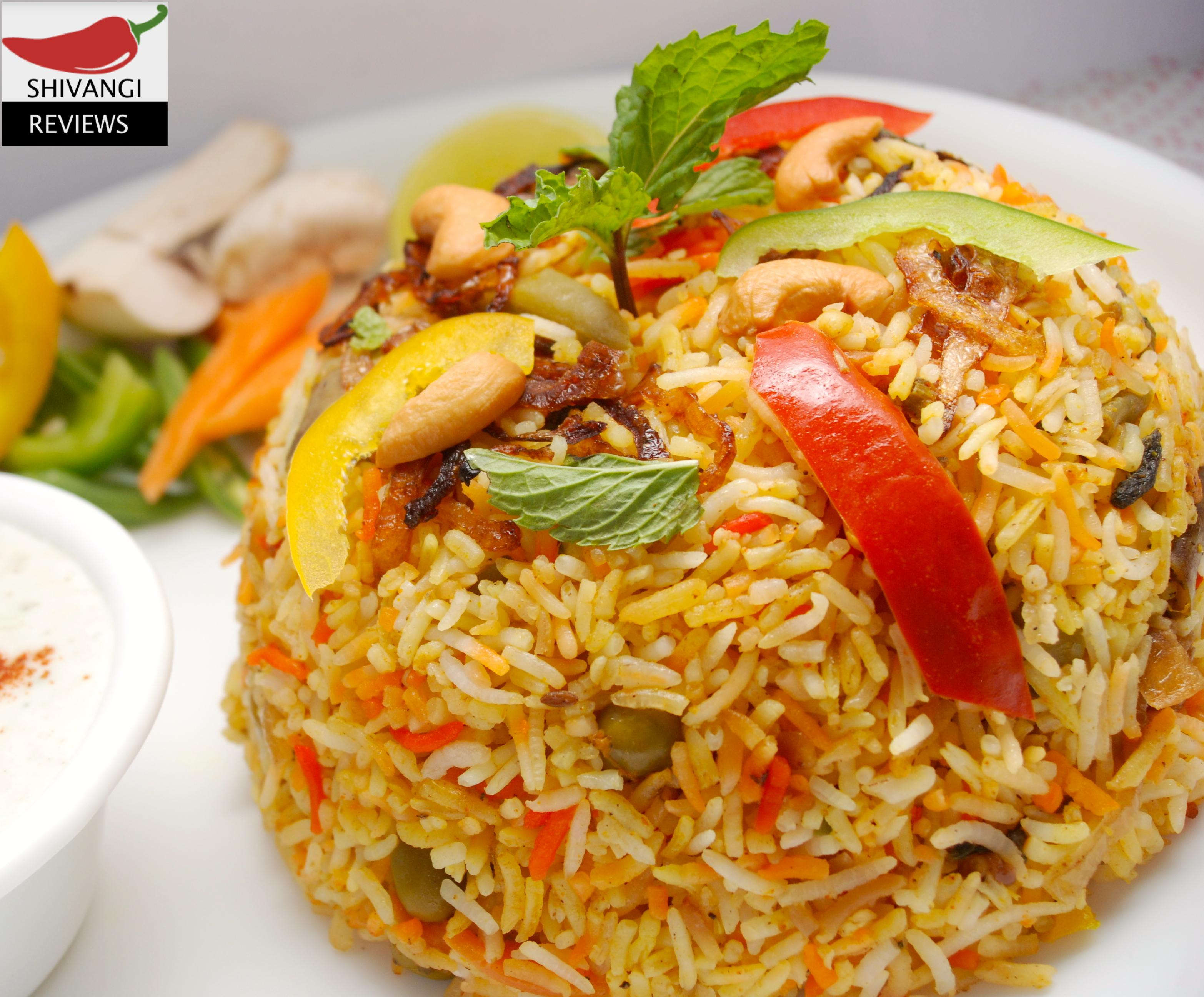 Top  Biryani Restaurants In India