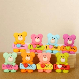 Sugar teddies