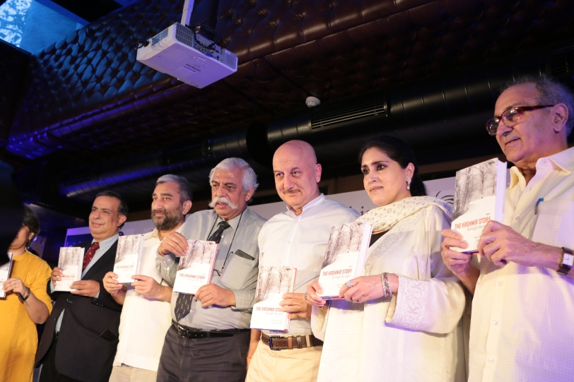 Launch of The Story of Kashmir, through the Ages @ Niche Lounge & Bistro (4)