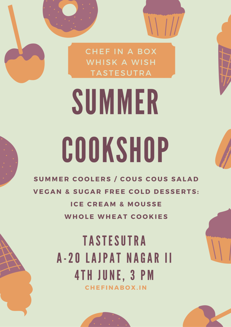 CIAB Summer Cool workshop