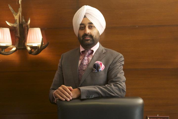 Manav Singh, Chairman Imperial Holding