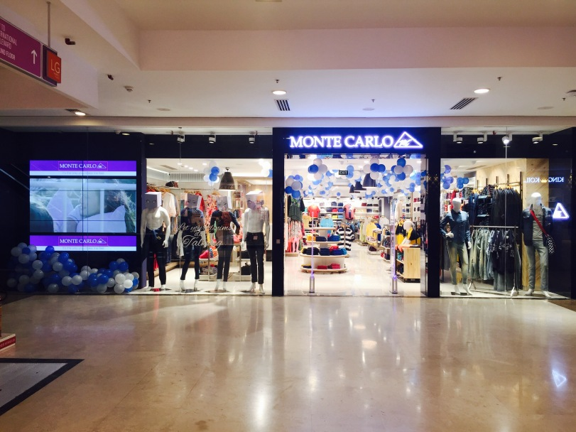 Monte carlo, Noida Store, DLF mall of India-2