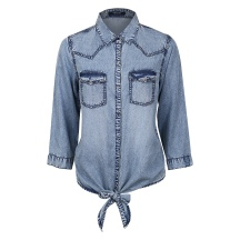 DenimShirt- Female