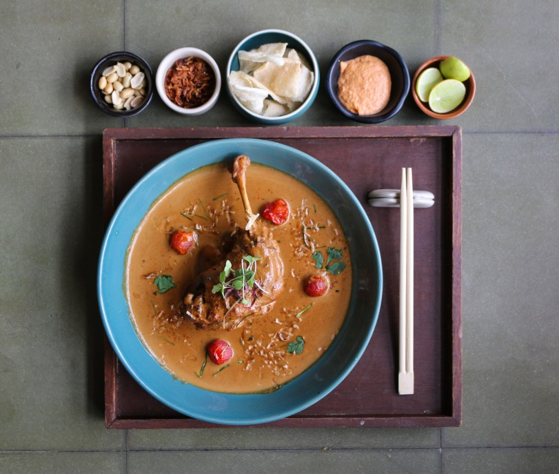 Duck Rendang (2) - The Fatty Bao - Photo Courtesy Kunal Chandra