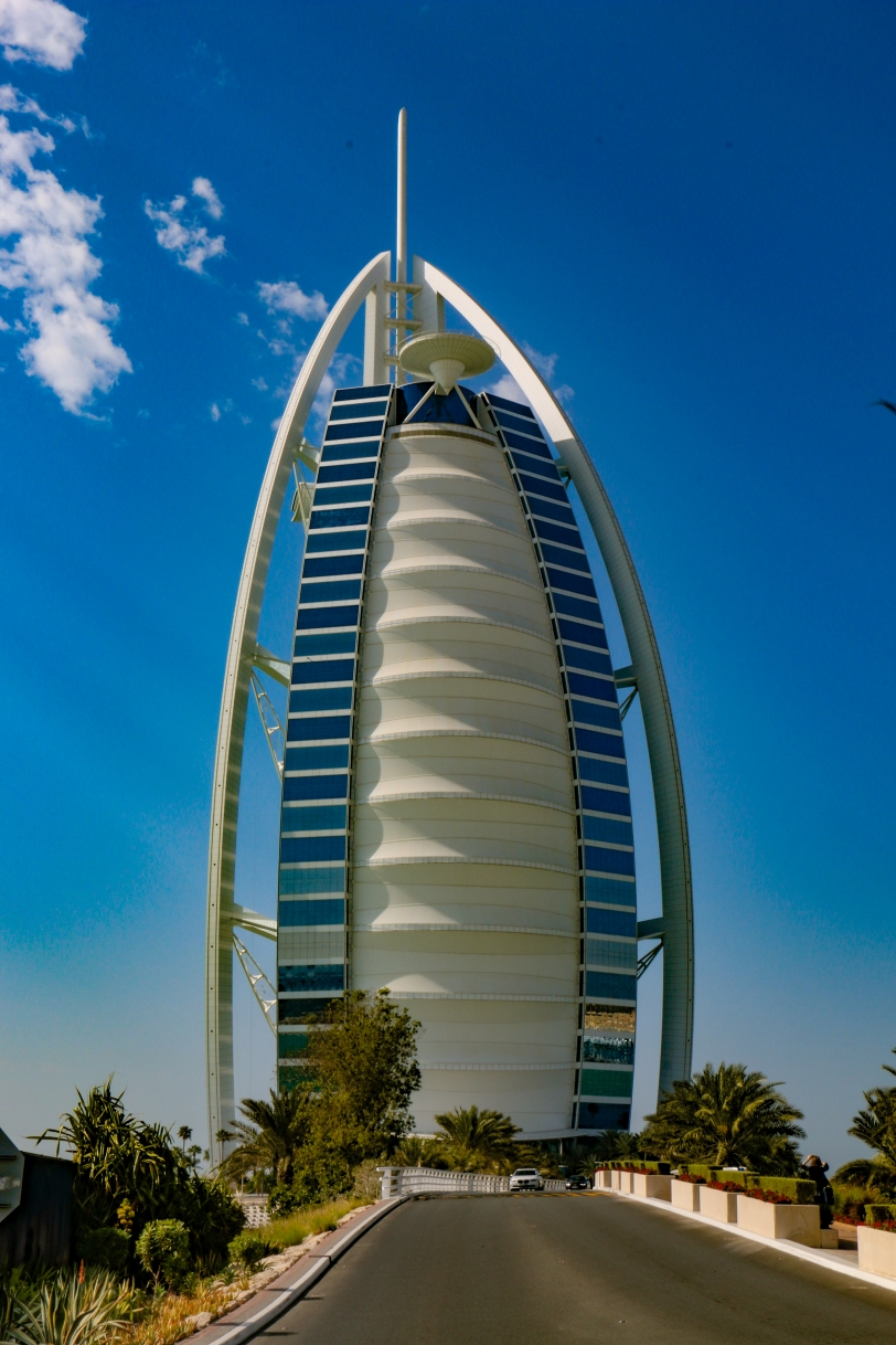Travel diaries day 1 burj al arab dubai uae for Dubai al arab