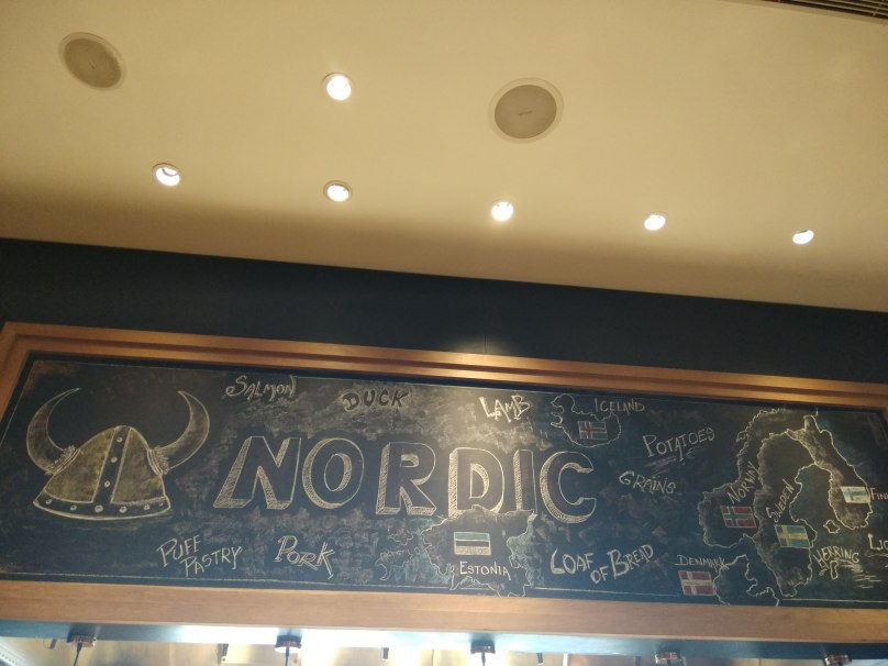 All Nordic Feels at the Exclusive Nordic cooking theatre