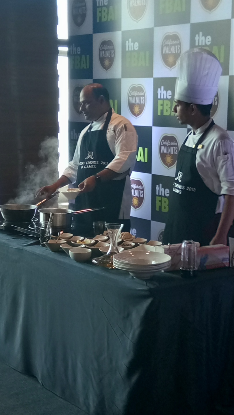 Live demo by chef Paul Kinny (2)